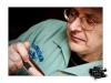 Fabrizio Poggi and his harmonica photo by Mario Rota