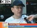Fabrizio Poggi Live at Nine CBS Tv - Memphis