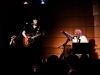 Fabrizio Poggi, Guy Davis and Eugenio Finardi live photo by Lorenza Daverio