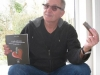 Paul Lamb with Fabrizio\'s book