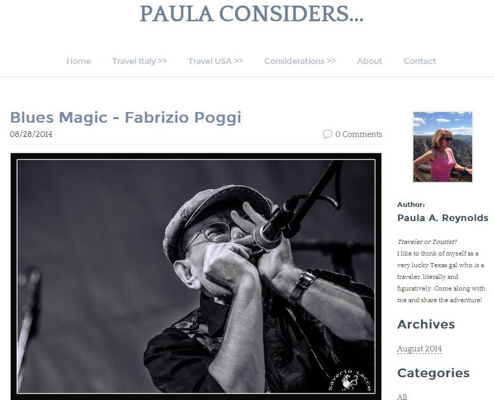 Paula considers