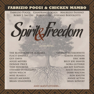 Spirit & Freedom cover