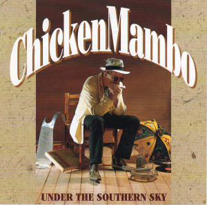 UNDER THE SOUTHERN SKY COVER
