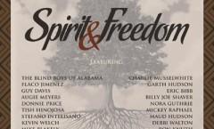 Spirit & Freedom (cd 2010)
