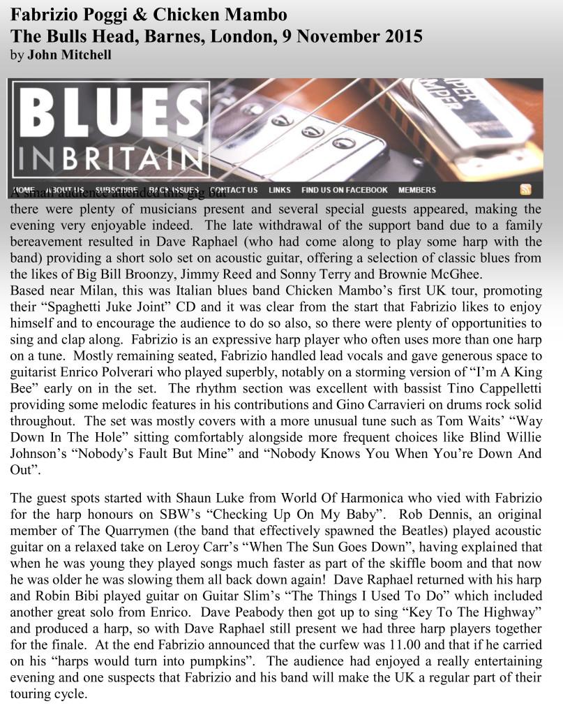 BiB review Fabrizio Poggi 091115 Bulls Head copia