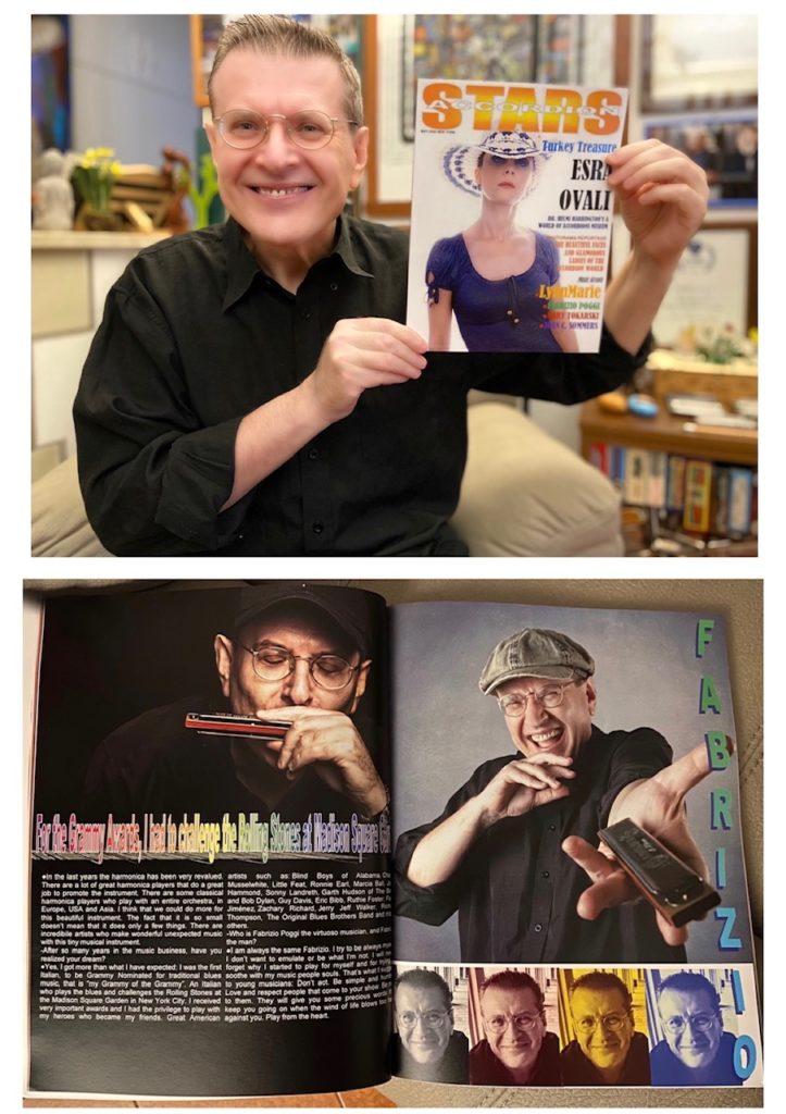 Accordion Stars Magazine - New York