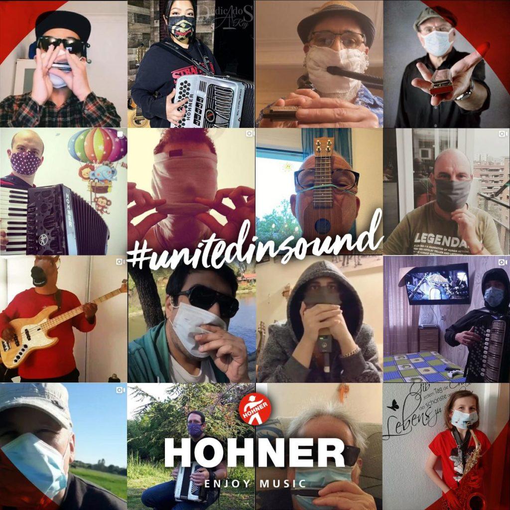 THANKS HOHNER!