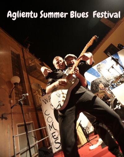 Fabrizio Poggi & Chicken Mambo live @ Aglientu Summer Blues Festival