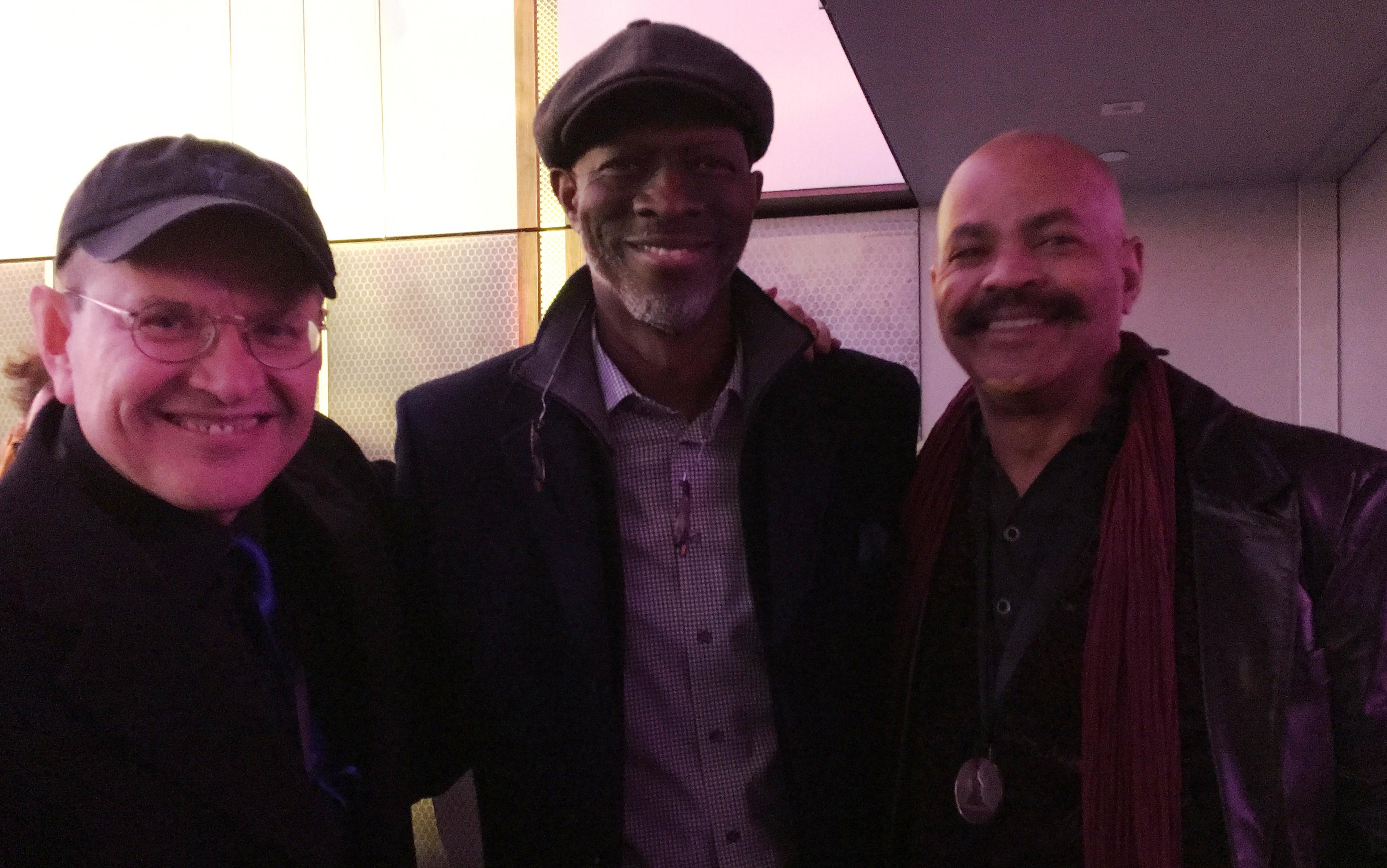 Fabrizio Poggi, Keb Mo & Guy Davis