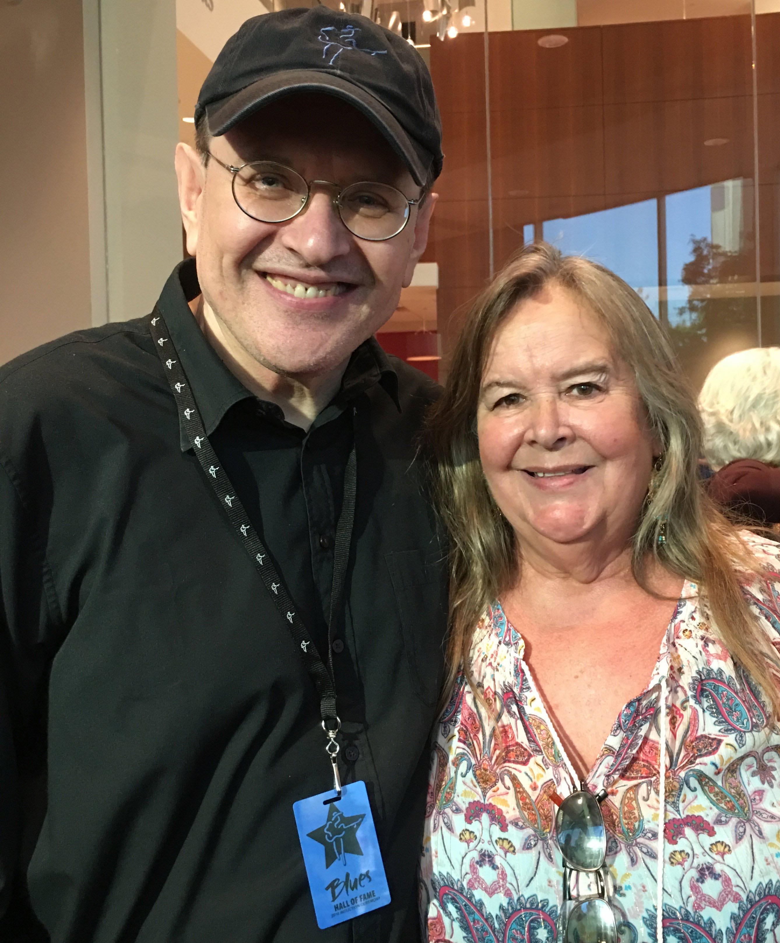 Tracy Nelson & Fabrizio Poggi
