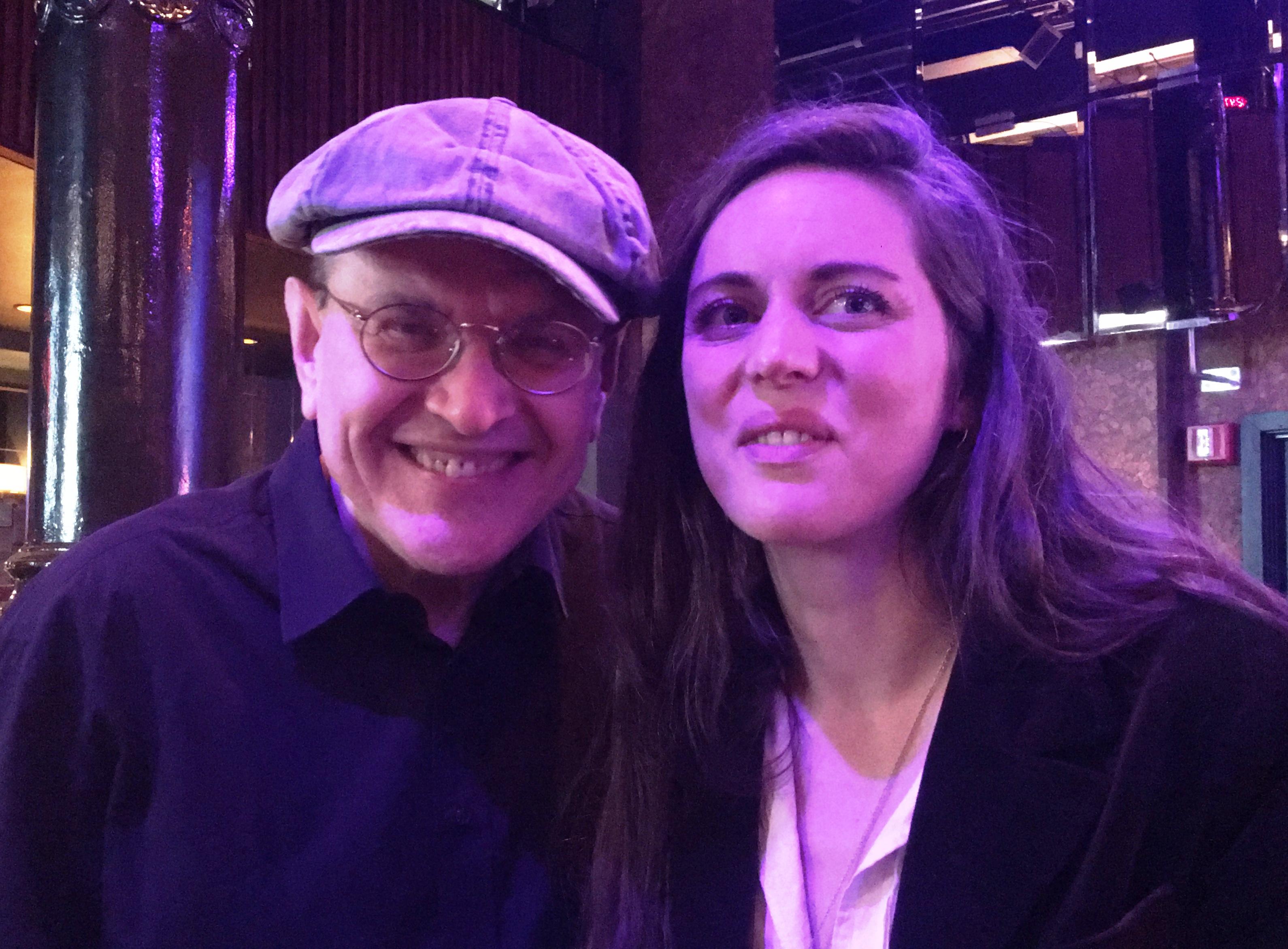 Fabrizio Poggi & Olivia Chaney