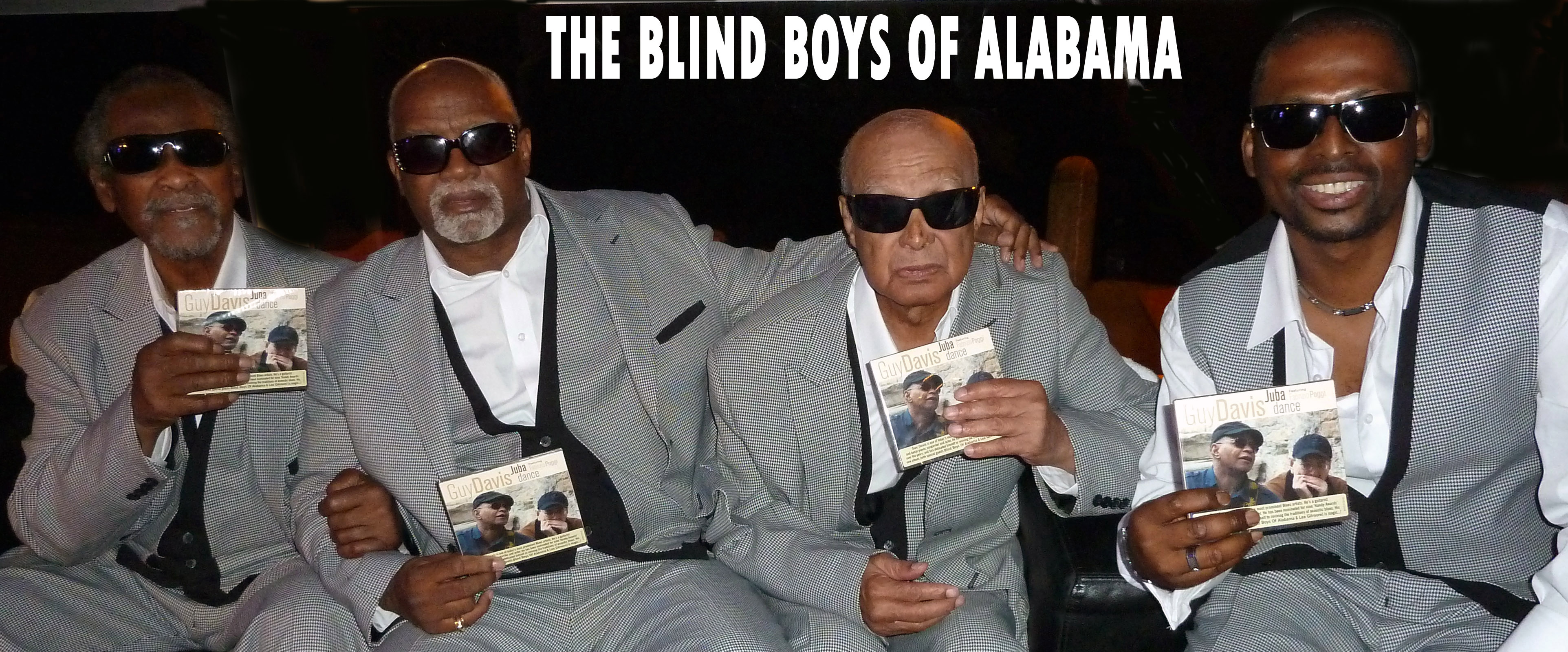 THE BLIND BOYS OF ALABAMA & JUBA DANCE
