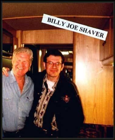 Billy Joe Shaver and Fabrizio Poggi