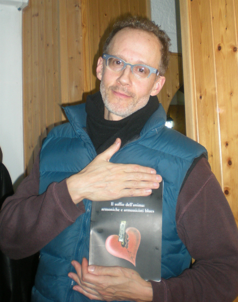 Carlos Del Junco and Fabrizio Poggi\'s book