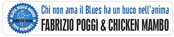 FABRIZIO POGGI & CHICKEN MAMBO sticker