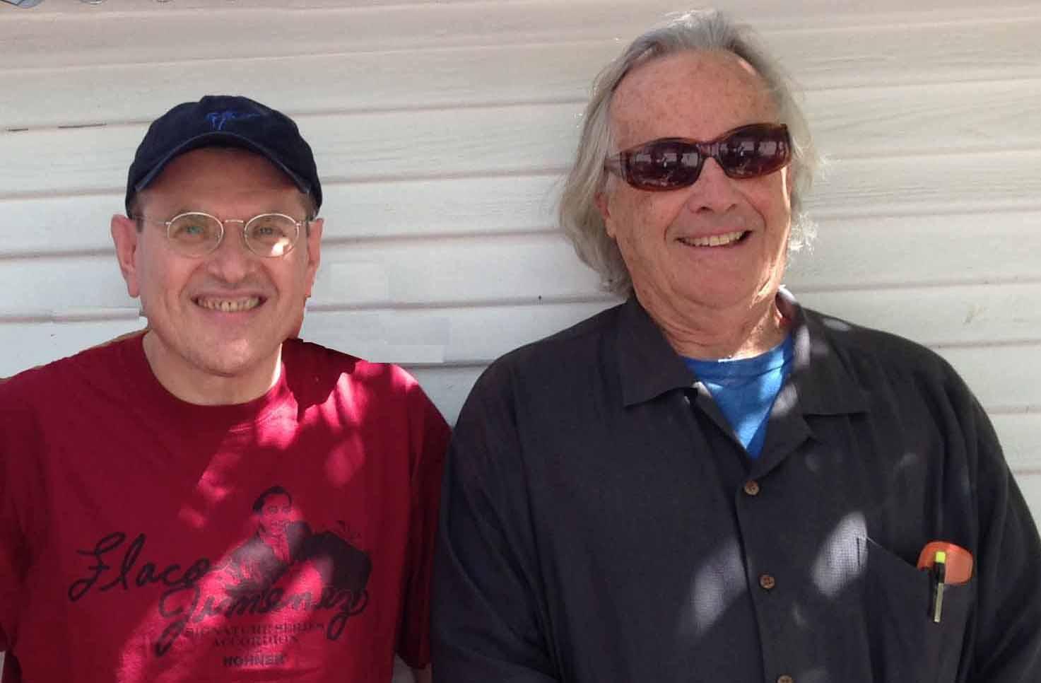 Fabrizio Poggi & Ry Cooder Texas 2015