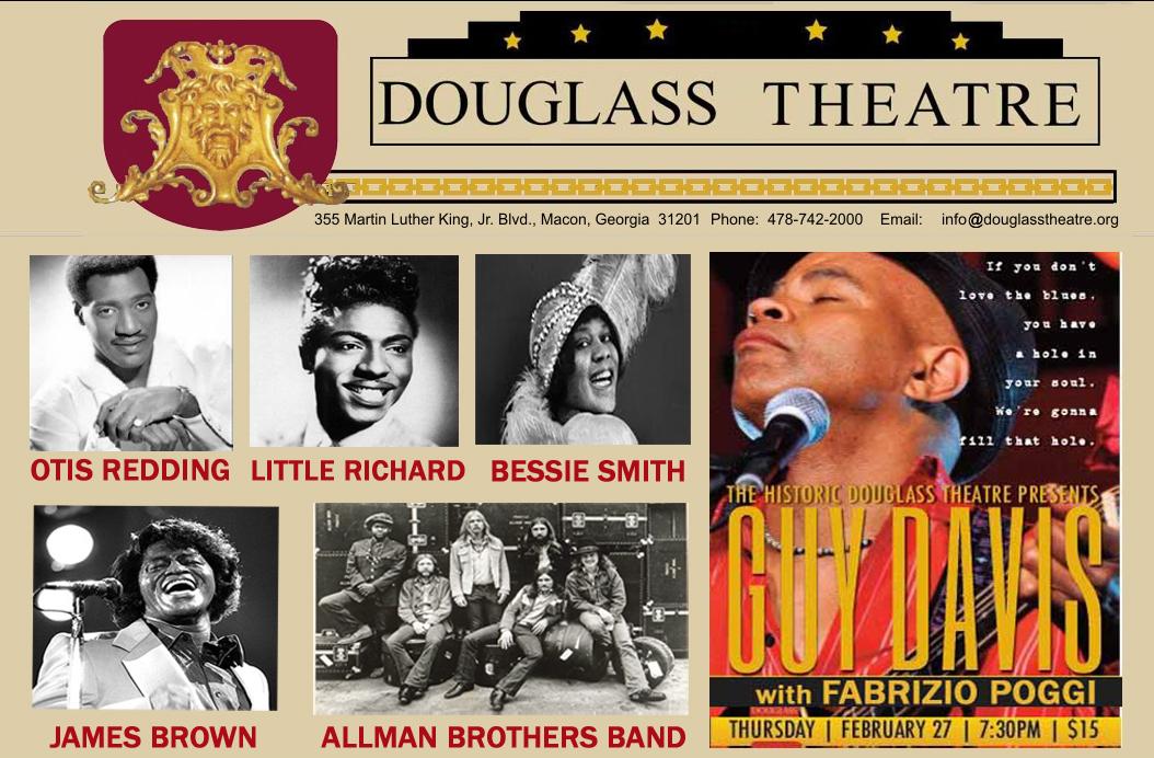 GUY DAVIS & FABRIZIO POGGI 2014 USA TOUR
