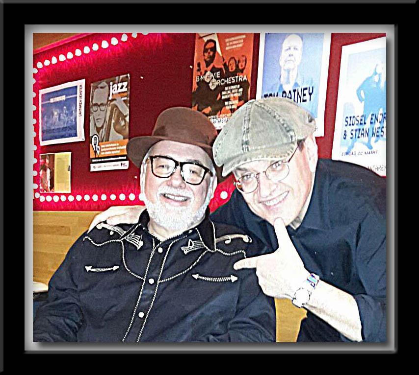 Duke Robillard & Fabrizio Poggi