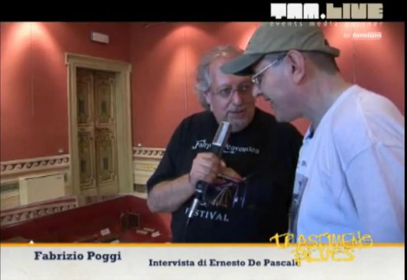 Ernesto De Pascale and Fabrizio Poggi