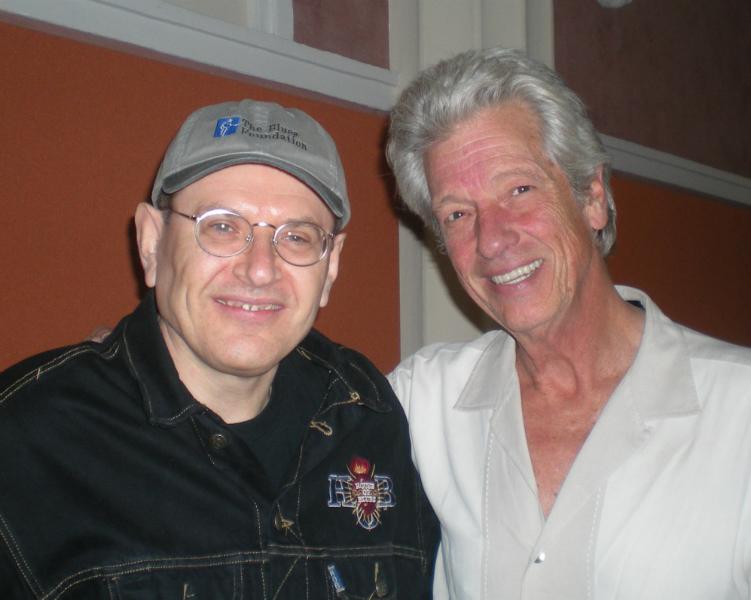 Fabrizio Poggi and John Hammond