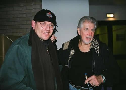 Fabrizio Poggi and John Mayall