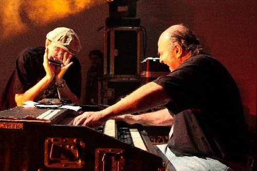 Fabrizio Poggi and Pippo Guarnera