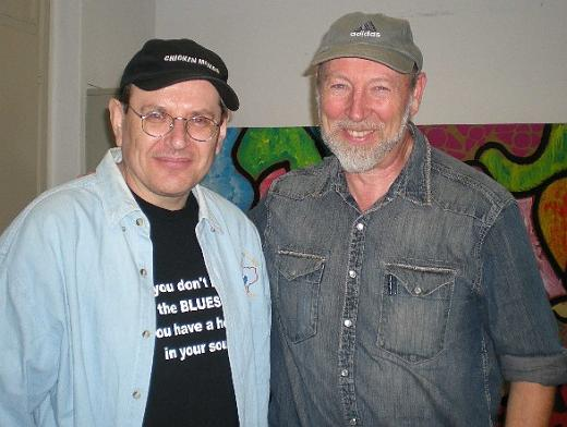 Fabrizio Poggi and Richard Thompson (2009)