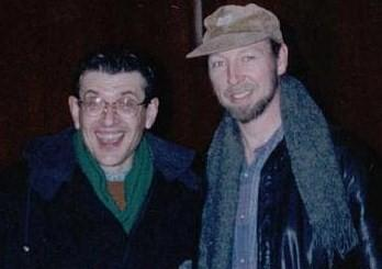 Fabrizio Poggi and Richard Thompson  (1994)