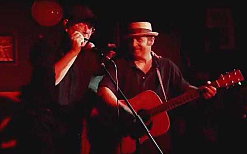 Fabrizio Poggi & Greg Trooper