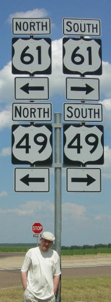 Fabrizio Poggi Highway 61 to 49 - Mississippi