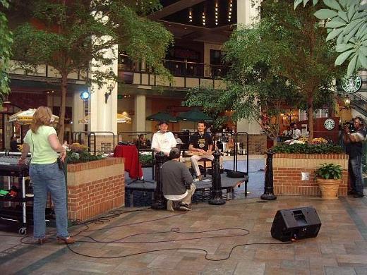 Fabrizio Poggi Live at 9 CBS TV Memphis