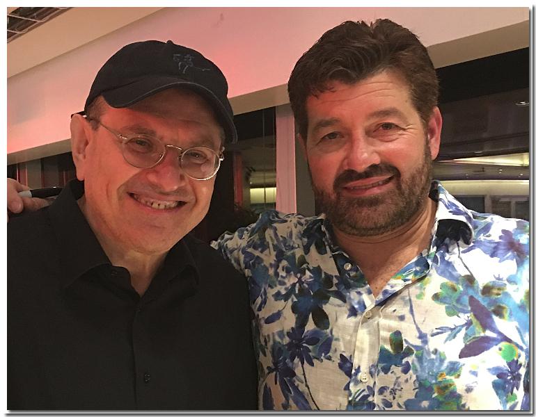 Fabrizio Poggi & Tab Benoit