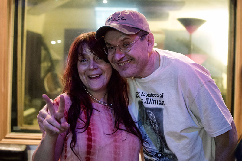 Carolyn Wonderland & Fabrizio Poggi Austin, Texas