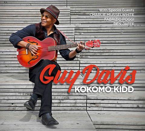 Kokomo Kidd Guy Davis featuring Ben Jaffe, Fabrizio Poggi and Charlie Musselwhite