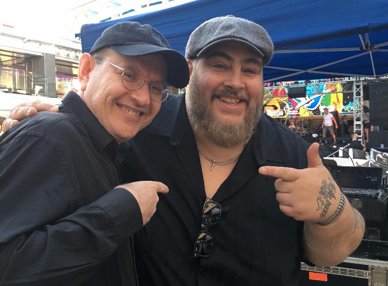 Fabrizio Poggi & Nick Moss