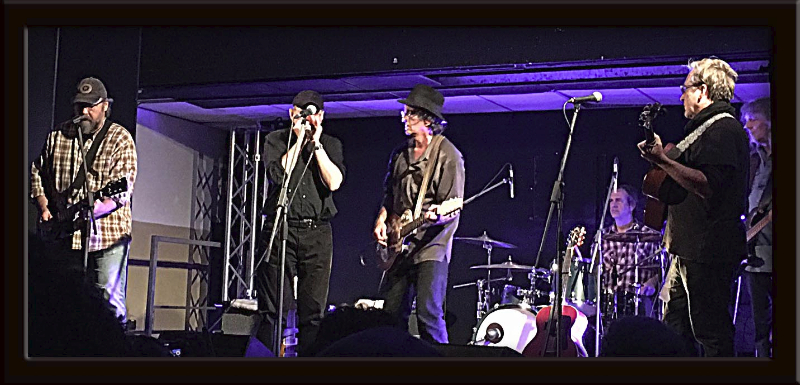 Fabrizio Poggi & James McMurtry band with Richard Shindell
