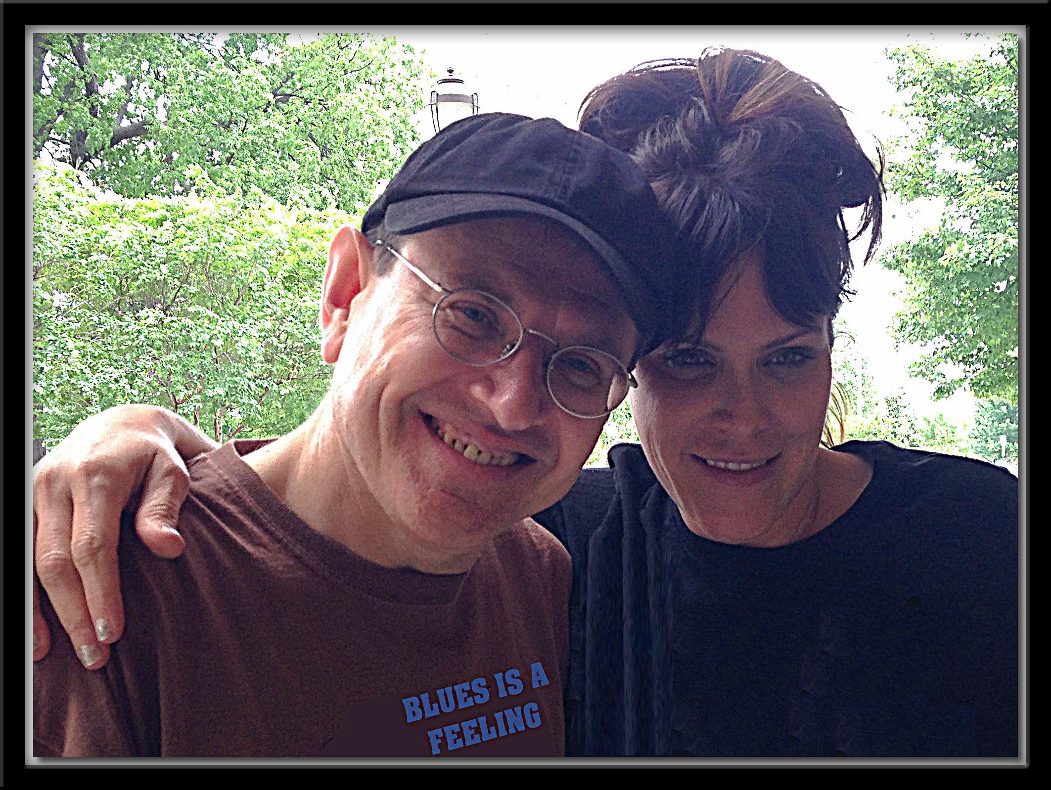 Fabrizio Poggi & Beth Hart
