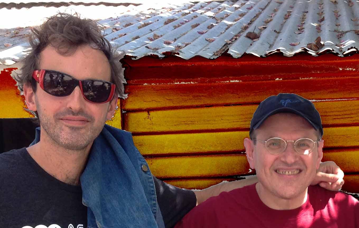 Joachim Cooder & Fabrizio Poggi Texas 2015