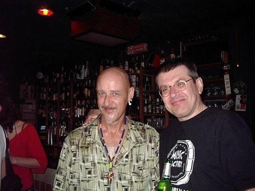 John Mooney and Fabrizio Poggi