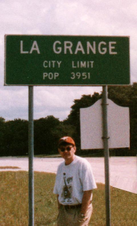 Fabrizio Poggi La Grange, Texas