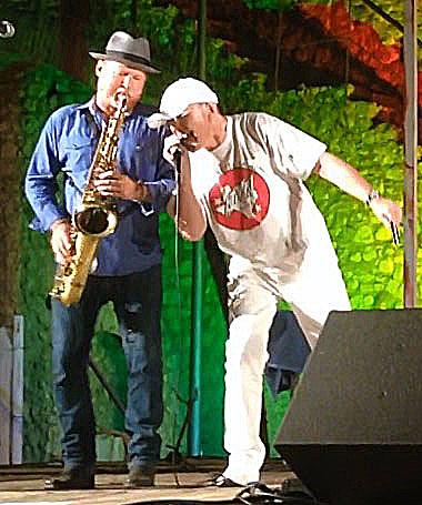 Jimmy Carpenter & Fabrizio Poggi