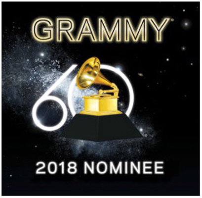 Fabrizio Poggi 2018 Grammy Awards nominee