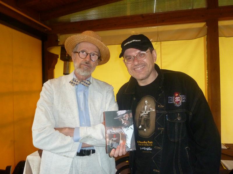 Robert Crumb and Fabrizio Poggi