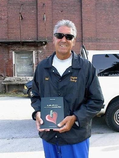 Rod Piazza with Fabrizio Poggi_s book