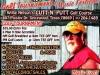 Fabrizio Poggi Texas tour 2015 live @Poodie\'s Party in Spicewood
