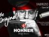 Hohner Endorser Fabrizio Poggi