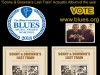 Guy Davis & Fabrizio Poggi 2018 Blues Music Awards Nominee