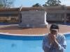 FABRIZIO POGGI plays AMAZING GRACE at MARTIN LUTHER KING gravesite