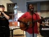 Fabrizio Poggi & Veronika Jackson live at the King Biscuit Time in Helena, Arkansas