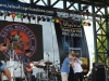 Fabrizio Poggi live at the King Biscuit Festival, Helena Arkansas with Kevin Purcell Band